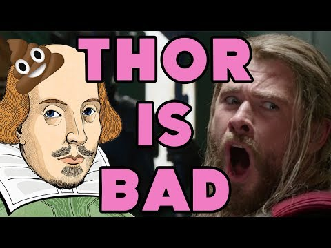 """""""Thor"""" is a Bad Shakespearean Romance 