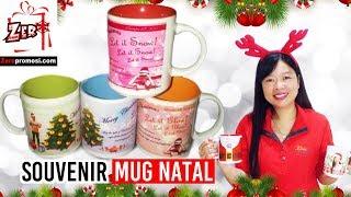 Souvenir Mug Natal - Mug Christmas Review by zeropromosi.com