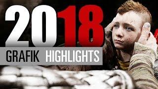 Grafik Highlights 2018 - Die schönsten Spiele 2018!