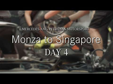 Race Prep & Car Build - Monza to Singapore (Ep. 4/7)