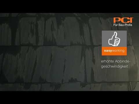 Verfugung von Feinsteinzeugbelägen mit PCI Nanofug Premium