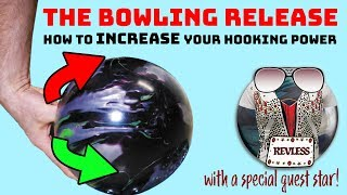 How To Hook A Bowling Ball | Analyzing The Bowling Release