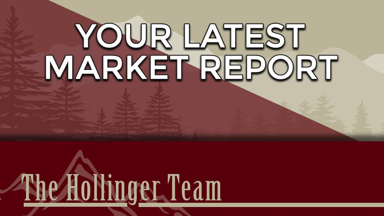 What Do the Latest Numbers Say About Our Market?