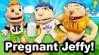 SML Movie: Pregnant Jeffy!