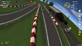 Velocidrone - Karting Track - Race Drone Classic