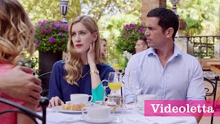 Violetta 3 English: German and Angie - Quiet breakfast Ep.80