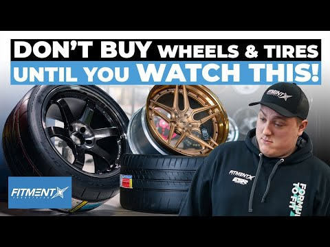 Read This Before Buying Wheels and Tires