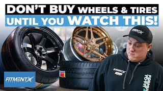 Don't Buy Wheels And Tires BEFORE Watching This