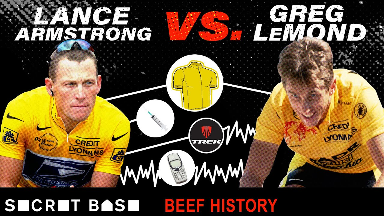 Threats, doping, and the legal system fueled Lance Armstrong's beef with Greg LeMond thumbnail