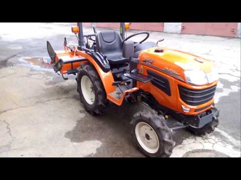 KUBOTA JB13 JAPANESE TRACTOR, LIKE A NEW!