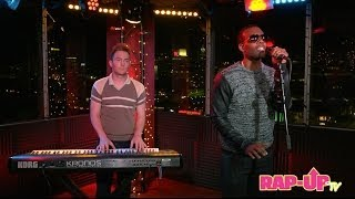 Mario Performs 'Fatal Distraction' for Rap-Up Sessions