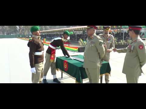 Pakistan Army Passing out (2018) Part 4