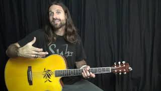 How High the Moon - Jazz Guitar Lesson