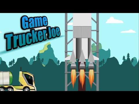 Trucker Joe fly to the moon for helium