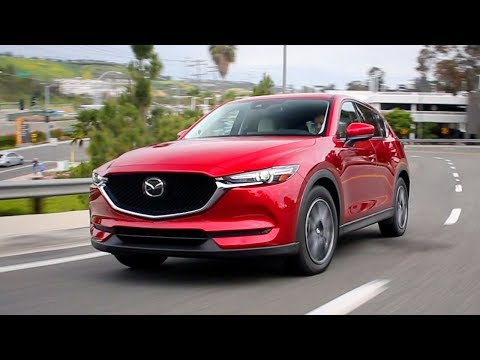 2017 Mazda CX-5 – Review and Road Test