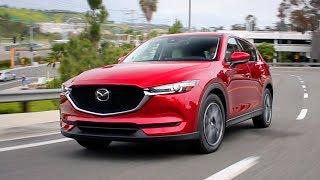 Mazda CX-5 (KF) 2017 - dabar
