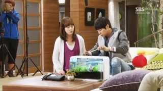 120508 - Rooftop Prince making film