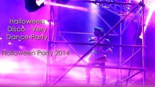 Halloween Disco - Very Dance Party 2014 - Disneyland Paris
