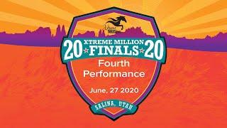 Xtreme Million Finals Barrel Race 4th Performance