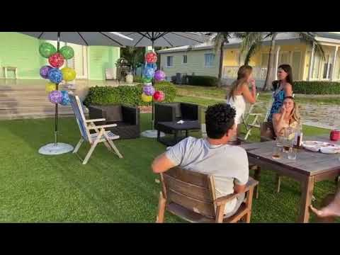 Abelardo Celebró Su Cumpleaños... Silvestre Dangond