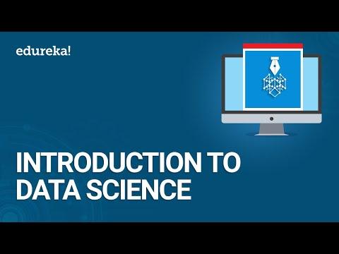 Data Science Training | Data Science Certification | Edureka