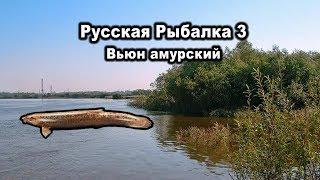 Ловить мутантов вьюн озеро в рр3