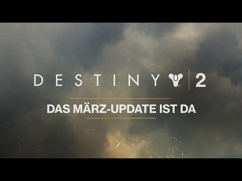 Destiny 2 - März-Update [DE]