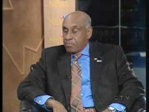 Willie O'Ree - First Black NHL Player