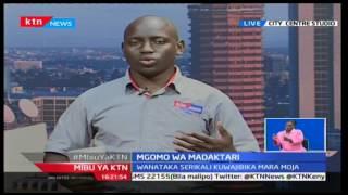 Mbiu ya KTN Taarifa Kamili na Mary Kilobi - Sehemu 2 - 22/1/2017