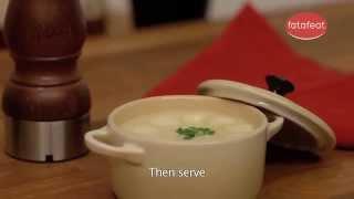 Vodafone 4G with Fatafeat - Potato & Leek Soup