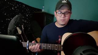 """Best 4 U"" by Maroon 5 ( Acoustic Cover by Christopher N.C.)"