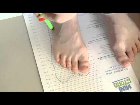 Jak pozbyć się stłuczki na nogi kciuka