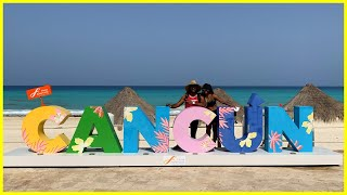 WELCOME TO CANCUN! | Cancun Vlog Day 1