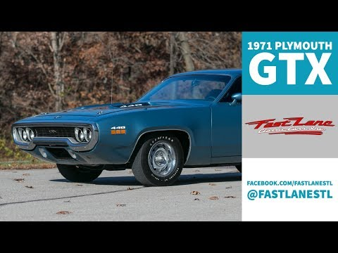 1971 Plymouth GTX for Sale - CC-1042555
