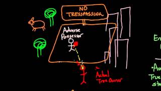 Adverse Possession 1