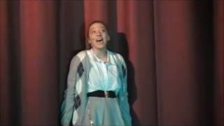 Sandra Dee Reprise - Grease (school edition) - Hillsborough Middle School