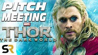 Thor: The Dark World Pitch Meeting
