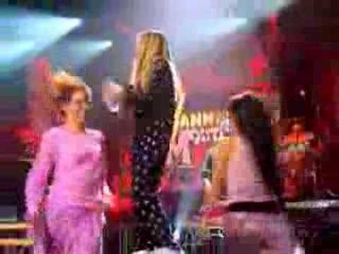 Pumping Up the Party (Song) by Hannah Montana