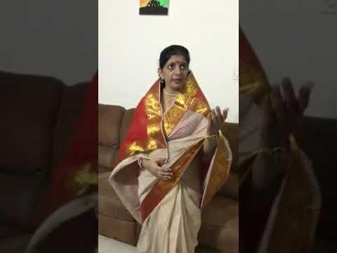 monologue of Gandhari