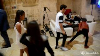 Детское Евровидение 2016: Развлечения на репетиции
