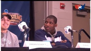 NCAA Wrestling Championships Student-Athlete Press Conference