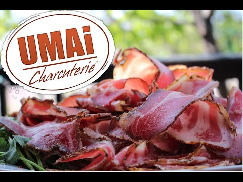 Make a Capicola/Coppa at Home with UMAi Dry®