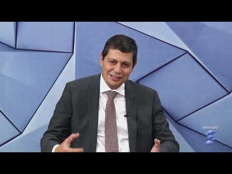 Elton Assis presidente da OAB RO no Direto ao Ponto Parte 02 - Gente de Opinião