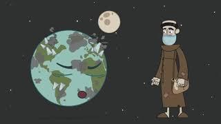 Série de vídeos animados conta o encontro de São Francisco com o Papa