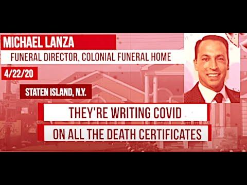 Op alle overlijdensaktes schrijven ze Covid-19, zegt uitvaartondernemer