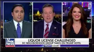 Fox News at Night: Trump's Liquor License Challenged