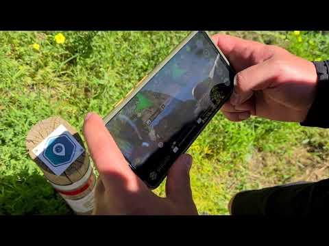 App de realidad aumentada Gran Senda de Málaga