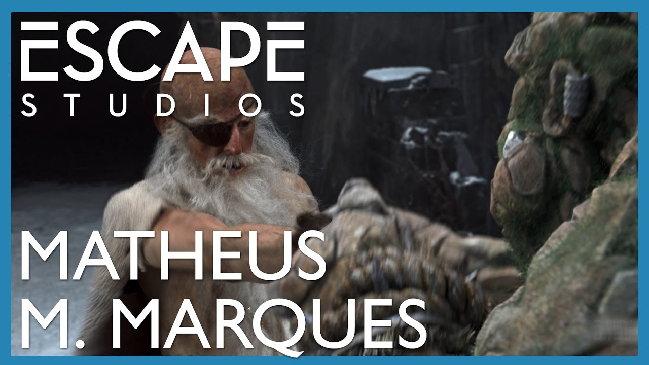 Escapee Showreels - Matheus M Marques