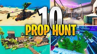 fortnite prop hunt code map - TH-Clip