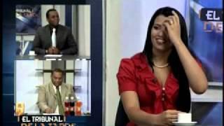 Elvin Castillo-Tribunal-Kiberly Taveras Entrevista parte 1